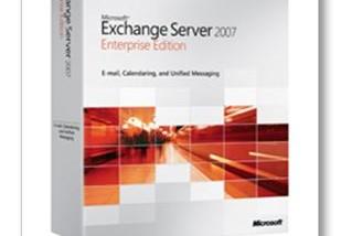 Microsoft Exchange Server 2007 Service Pack 1 erschienen