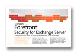 Dokumentation für Microsoft Forefront Security für Exchange Server