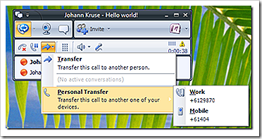 Microsoft Office Communicator 2007 Phone Edition verfügbar