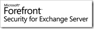 Forefront Security für Exchange Server 10.1 Management Pack für MOM 2005