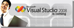 Microsoft Visual Studio 2008 als 90-Tage Version verfügbar