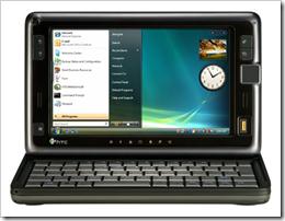 HTC bringt Smartphone mit Windows Vista auf den Markt