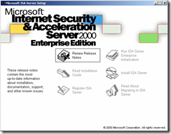 Sicherheitsupdate für ISA Server 2000