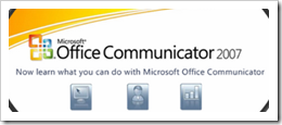 Downloads für Microsoft Office Communicator 2007