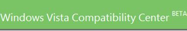 Neues Windows Vista Kompatilibitäts Center online