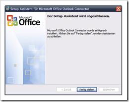 Outlook Connector 12.1 als Beta-Version verfügbar