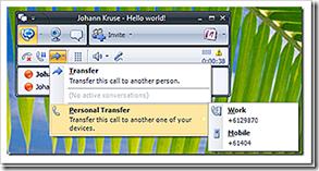 Office Communicator 2007 Phone Edition