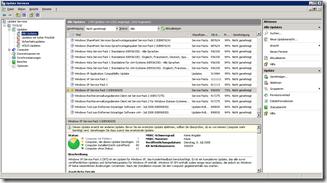 Update für WSUS 3 Service Pack 1