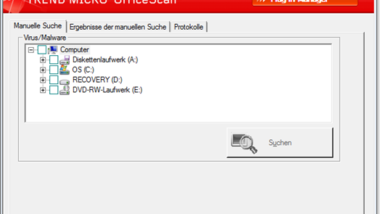 Trend Micro OfficeScan Client im Roaming Modus