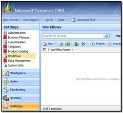 Dynamics CRM 4.0 Listenwebpart