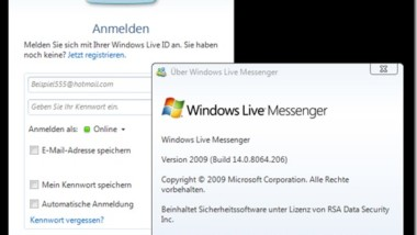 Live Messenger Update
