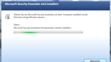 Kostenlose Antiviren Software von Microsoft zum Download