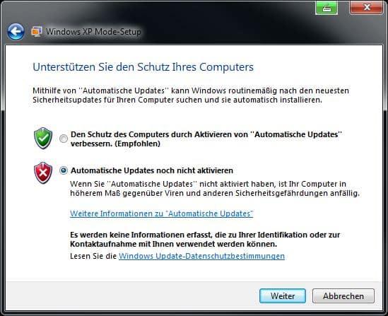 xp-mode-windows-7-updates