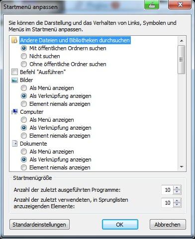 windows-7-start-eigenschaften-anpassen