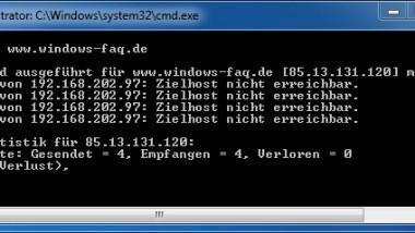 Gateway 0.0.0.0 – Internet Zugang funktioniert nicht