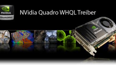 NVidia Quadro WHQL Treiber 197.54 erschienen