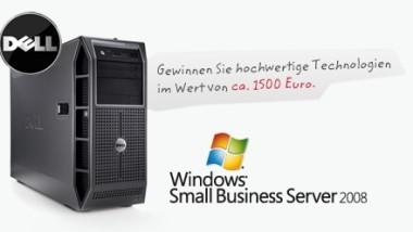 Microsoft Gewinnspiel – Dell Server zu gewinnen