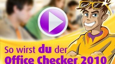 """Gesucht wird der """"Office Checker"""" – Gewinnspiel"""
