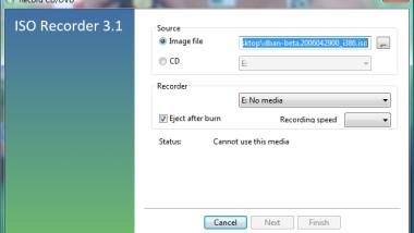 ISO-Images unter Vista und Windows 7 brennen