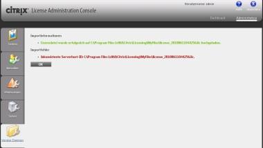 Inconsistent server host ID – Citrix XenApp6 Lizenzserver Probleme