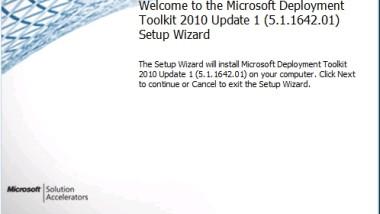 MDT 2010 Update 1 verfügbar