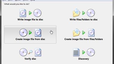 ISO-Image aus CD/DVD erstellen mit ImgBurn