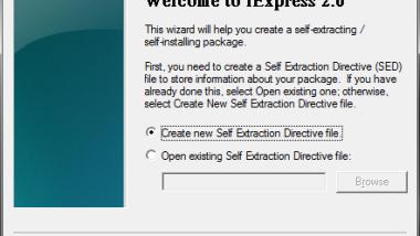 Verstecktes Packprogramm in Windows 7 enthalten