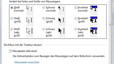 Automatisches Maximieren von Fenstern in Windows 7 deaktivieren
