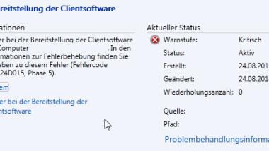 Windows Intune – Error 0x8024D015