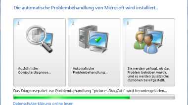 Microsoft Fix-it Version 2.5 – Schnelle Hilfe bei Computerproblemen
