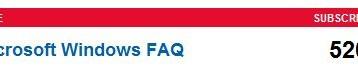 Windows-FAQ.de Mediazahlen Juli 2011