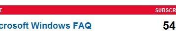 Windows-FAQ.de Mediazahlen August 2011