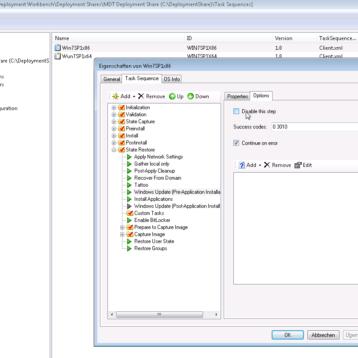 Windows Updates automatisch installieren durch den MDT 2010 (Teil 6)