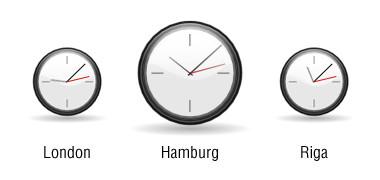 Kumulatives Zeitzonenupdate für Windows (KB2633952)