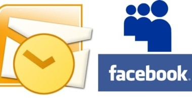 Outlook Connector für Facebook