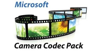 Microsoft Kamera Codec Paket zum Download bereitgestellt