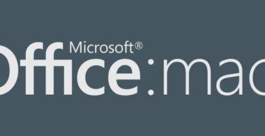 SP2 für Microsoft Office für Mac erschienen