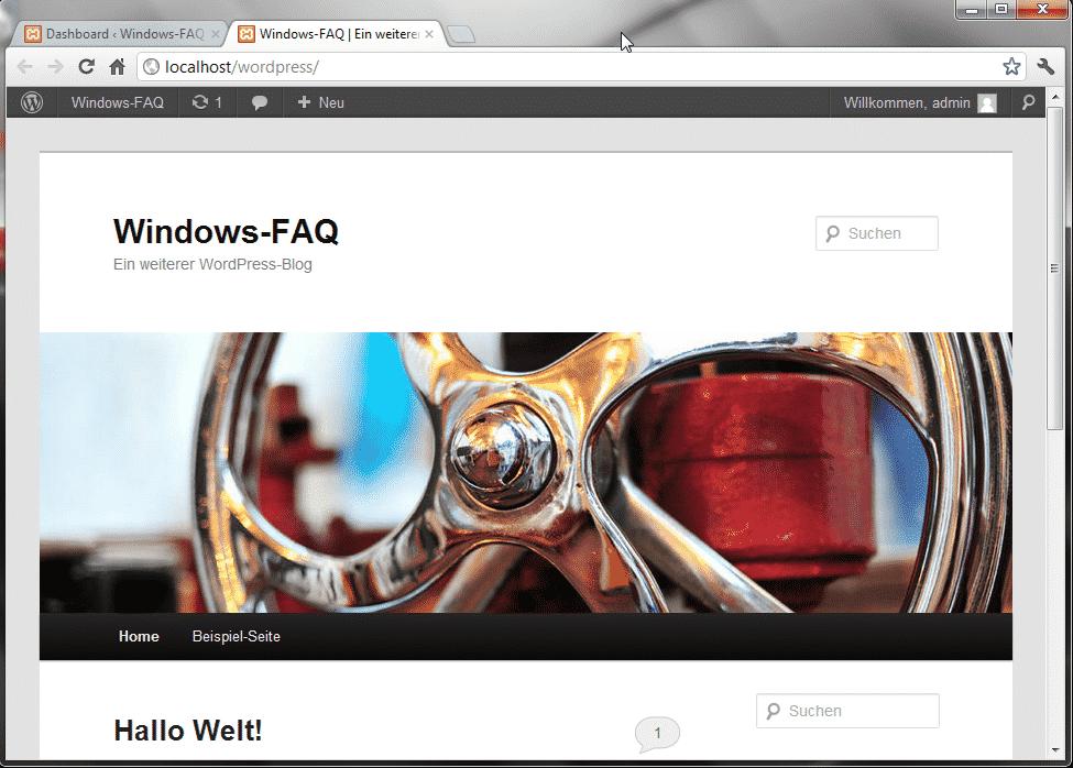 Windows-FAQ online