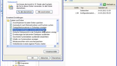 Zugriff auf Windows XP C$ von einem Windows 7 PC