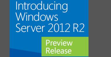 Kostenloses eBook Windows Server 2012 R2