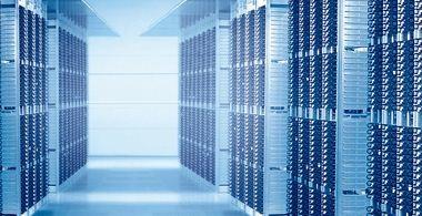 Temperaturüberwachung in Serverräumen
