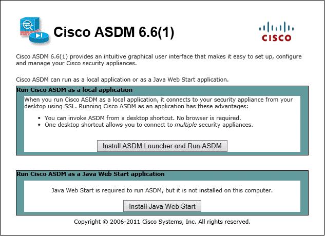 ASDM 6.6