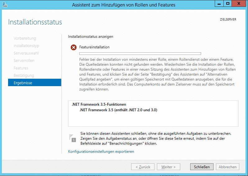 0X800F0906 Net Framework Installation