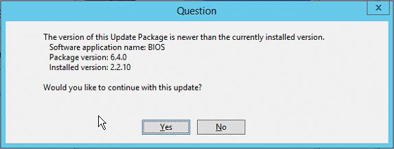 Hyper-V Bios Update Version 6.4.0