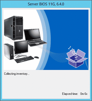 Hyper-V Servers Bios Update