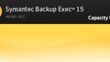 Backup Exec 2015 Feature Pack 3 (FP3)