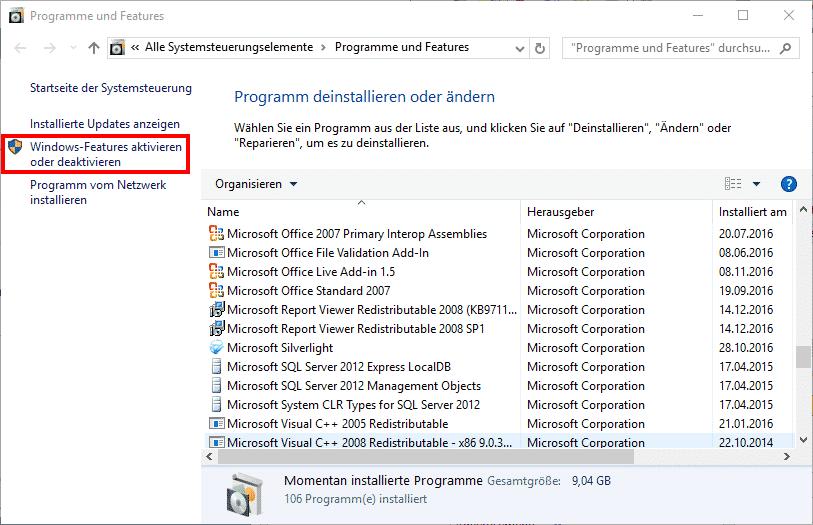 windows-features-aktivieren-oder-deaktivieren