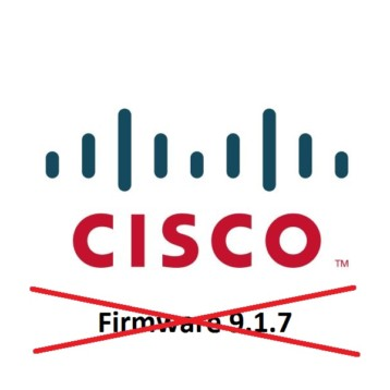 Cisco ASA Bug in Firmware 9.1.7