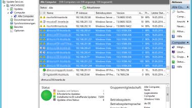 """WSUS zeigt Windows 10 Clients als """"Vista"""" an"""