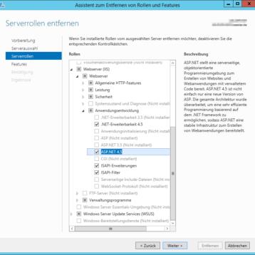 WSUS Verbindungsfehler – Keine  Remote-API Verbindung mit dem WSUS-Server herstellen